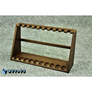 Tool: ZY Toys 1/6 Type B Weapon Rack (Short Rifle) (ZY-8017B)