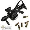 Rifle: ZY Toys Multiple Grenade Launcher Mk14 Short - Black