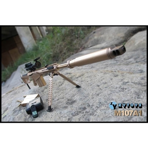Rifle: ZY Toys M107A1 Version D (ZY-8028D)