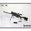 Rifle: ZY Toys 1/6 TAC-50 (Green)