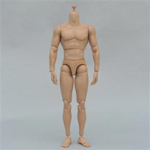 Figure: ZY Toys Muscular Action Figure Body (ZY-B005)