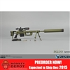 Rifle: ZY Toys M200 Bolt-Action Sniper Rifle (Green) (ZY-15-12)