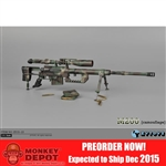 Rifle: ZY Toys M200 Bolt-Action Sniper Rifle (Camo) (ZY-15-13)