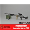 Rifle: ZY Toys M240B (ZY-16-10)
