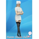 Uniform: ZY Toys White Nurse Uniform (ZY-16-18A)