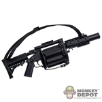 Rifle: ZY Toys Multiple Grenade Launcher M32 MGL-140 - Black