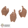 Hands: ZY Toys Weapon Grip Set