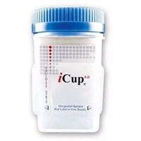 iCup Drug Screen 10 Panel Drug Test Cup