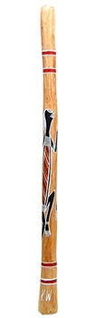 Didgeridoo Store | Medium Aboriginal Art Didgeridoo (1522) | Buy Online