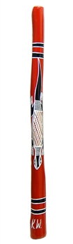 Didgeridoo Store | Small Aboriginal Art Didgeridoo (1526) | Buy Online