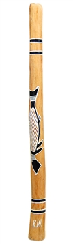Didgeridoo Store | Small Aboriginal Art Didgeridoo (1527) | Buy Online