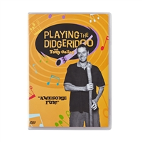 Playing the Didgeridoo DVD