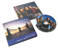 "Breath ""Ocean Breath"" Didgeridoo CD"
