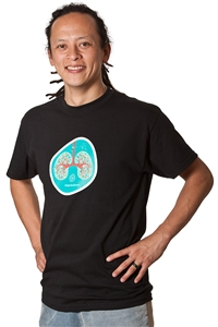 "T-Shirt Didgeridoo Breath ""Circular Breath"""
