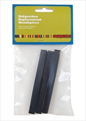 Black Beeswax Replacement Mouthpiece Kit