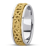 Celtic Wedding Rings UUG-HM263