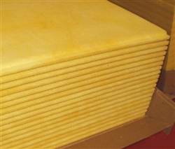 "DUCT BOARD - Pallet 4' X 10' sheets - R4 (1"") / R6 (1.5"") / R8 (2"")"
