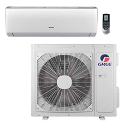 Mini Split 24,000 BTU GREE Vireo 20 SEER Heat Pump System VIR24HP230V1BO, VIR24HP230V1BH WIFI Capable