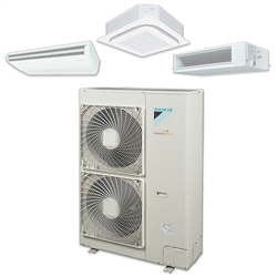 Mini Split 36,000 BTU Daikin SkyAir up to 17.5 SEER Heat Pump System RZQ36PVJU9, Indoor Unit, BRC1E73 Controller