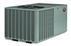 4.0 ton Rheem 14 seer heat pump R-410A package unit RQPMA049JK000