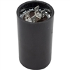 Capacitor Start Run Round Single Section 540-648 MFD 110-125VAC