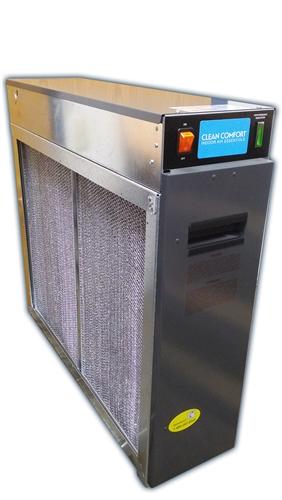 Electronic Air Cleaner : Electronic air cleaner goodman amana ae