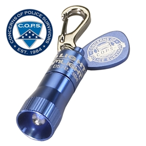 Streamlight Nano Light with White LED - Blue