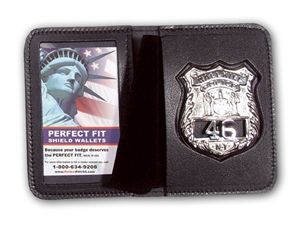 Perfect Fit Single ID & Badge Case