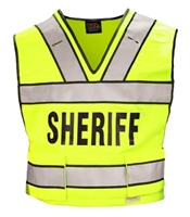 Breakaway Safety Traffic Vest - ANSI Class 2