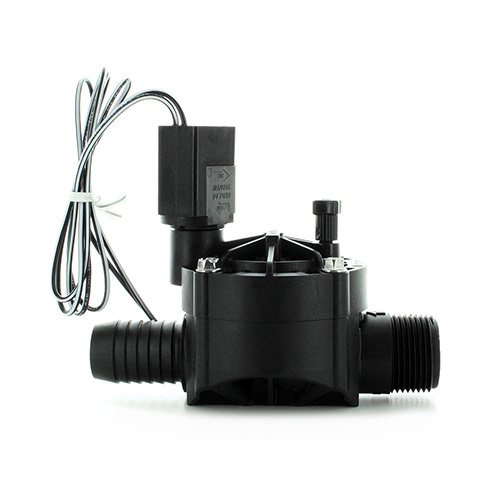 Rain Bird 100-HV-MB 1 in. MPT x 1 in. Barb Valve Without Flow Control