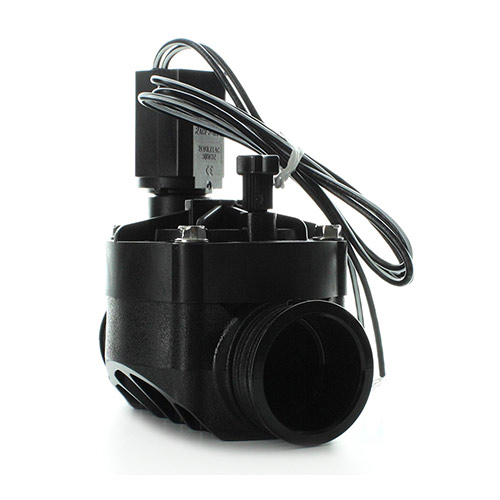 Rain Bird 100-HV-SS 1 in. Slip Valve Without Flow Control