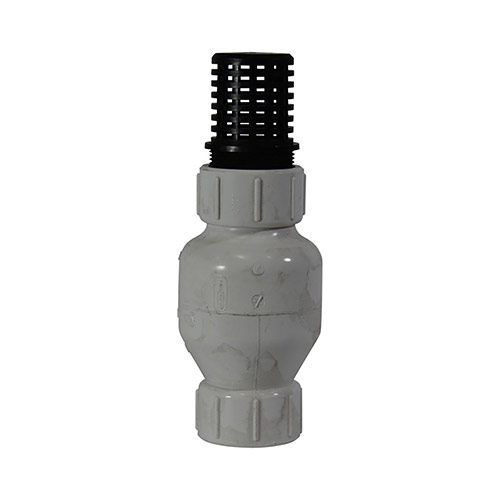 "NDS Foot Valve - 1"" PVC"