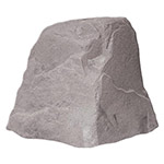 "Dekorra 102-FS-C1 - Insulated and Heated Fieldstone Rock Enclosure (27""L x 21""W x 25""H)"