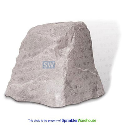 "Dekorra 102-FS-C3 - Non-Insulated Fieldstone Rock Enclosure (27""L x 21""W x 25""H)"