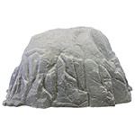 "Dekorra 103-FS-C1 - Large Insulated and Heated Rock Enclosure (56""L x 42""W x 30""H)"