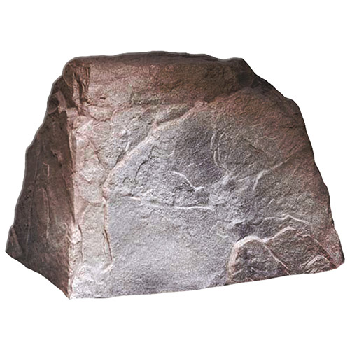 "Dekorra 104-RB-PRO - Extra Large Riverbed Rock Enclosure with Pro-R Thermal Wall Construction (60""L x 48""W x 41""H)"