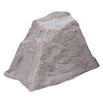 "Dekorra 106-FS - Small Square Fieldstone Rock Enclosure (19""L x 14""W x 12""H)"