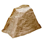 Dekorra 106-SS Small Square Sandstone Rock Enclosure