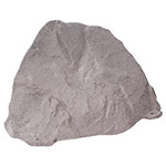 "Dekorra 109-FS-C2 - Medium Insulated Fieldstone Rock Enclosure (30""L x 23""W x 18""H)"