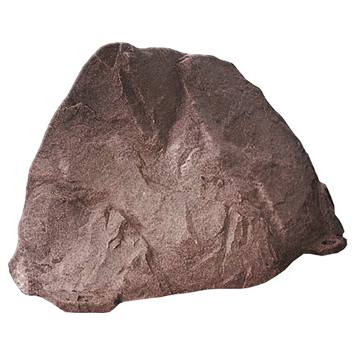 "Dekorra 109-RB-PRO - Medium Riverbed Rock Enclosure with Pro-R Thermal Wall Construction (30""L x 23""W x 18""H)"