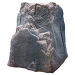 "Dekorra 114-RB - Largest Riverbed Rock Enclosure (63""L x 48""W x 61""H)"