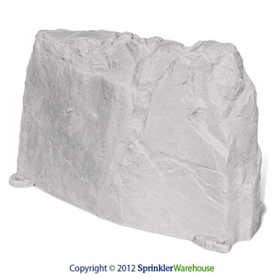 Dekorra 116-FS-C3 ASSE Rated Non-Insulated Fieldstone Backflow Cover