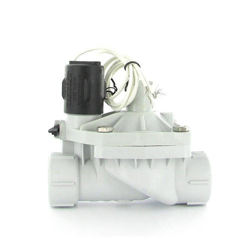 "Weathermatic 12024E-10-H - 1"" 12000 Silver Bullet Series Plastic Control Valve"