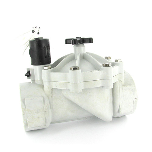 Weathermatic 12024EF-20-H - 2 inch 12000 Silver Bullet Series Plastic Control Valve with Flow Control