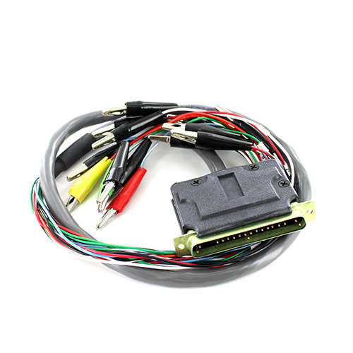 TRC 01278QC - 12 Station Alligator Quick Connect Cable