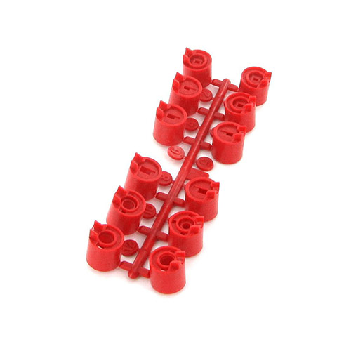 Hunter 130900 - Standard Red Nozzle Set for NON-ULTRA PGP Rotors
