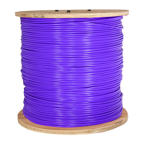 14-1-Purple-2500 2500 ft 14 AWG Underground Wire