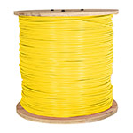 14-1-Yellow-2500 2500 ft 14 AWG Underground Wire