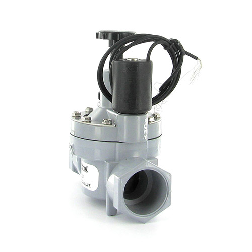 Irritrol 205SF - 205 Series Electric Valve W/ Flow Control (1 inch Slip Inlet/Outlet)