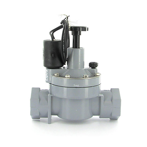 Irritrol 205TF - 205 Series Electric Valve W/ Flow Control (1 inch Threaded Inlet/Outlet) w/Flow Control
